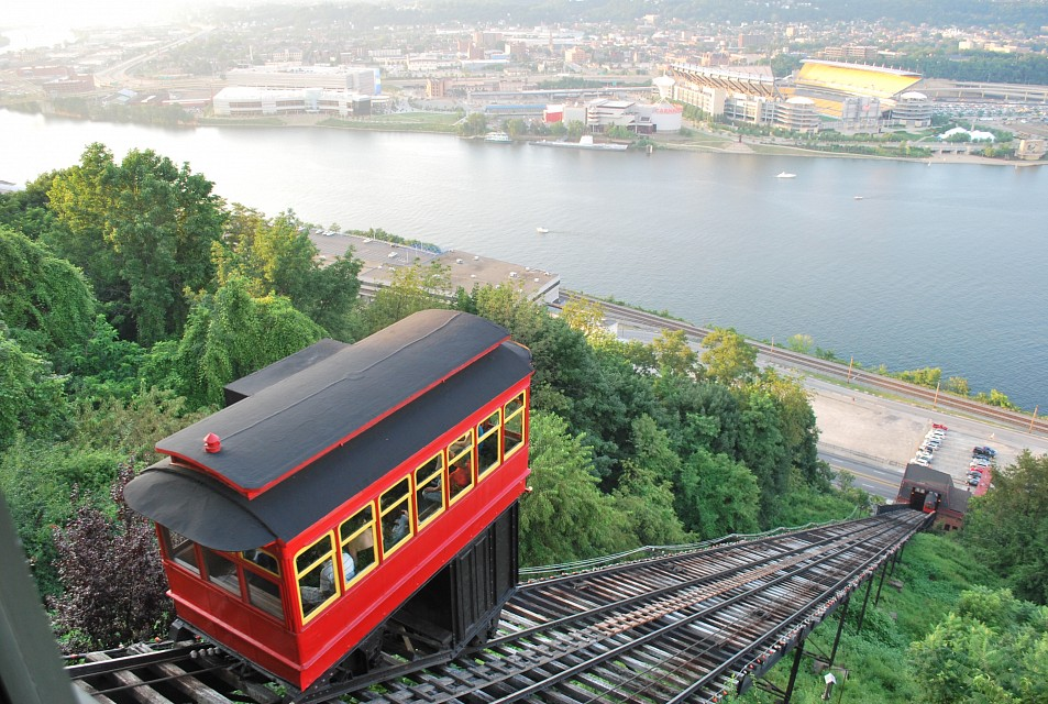 Duquesne Incline - Duquesne Incline