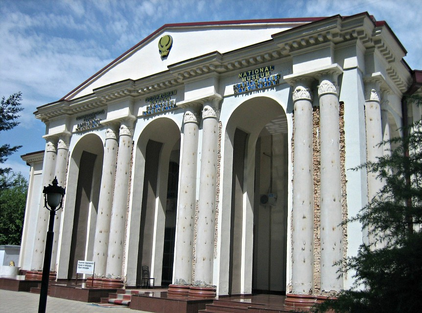 National Museum of Antiquities - Dushanbe