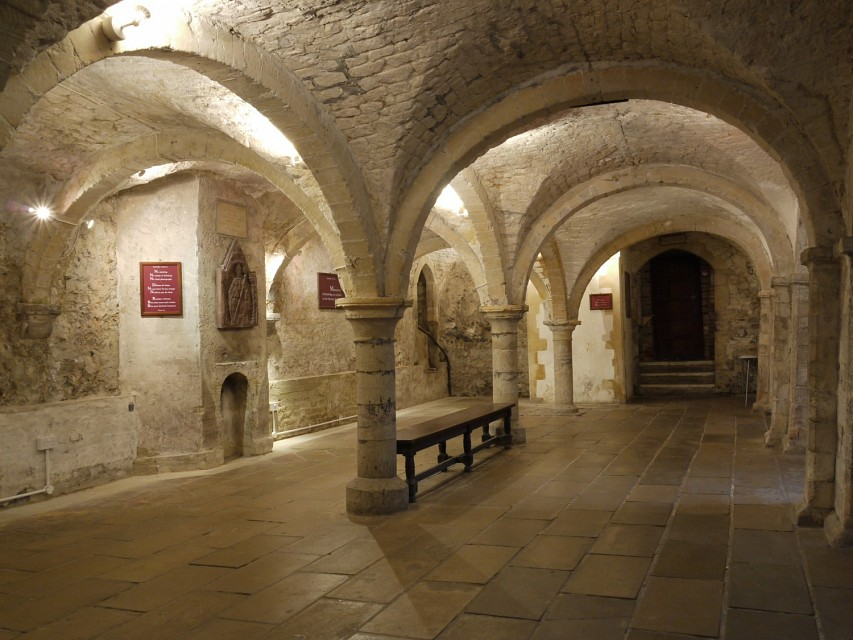 The Undercroft, Eastbridge Hospital, Canterbury(Grade I Listed) - Eastbridge Hospital of St Thomas the Martyr