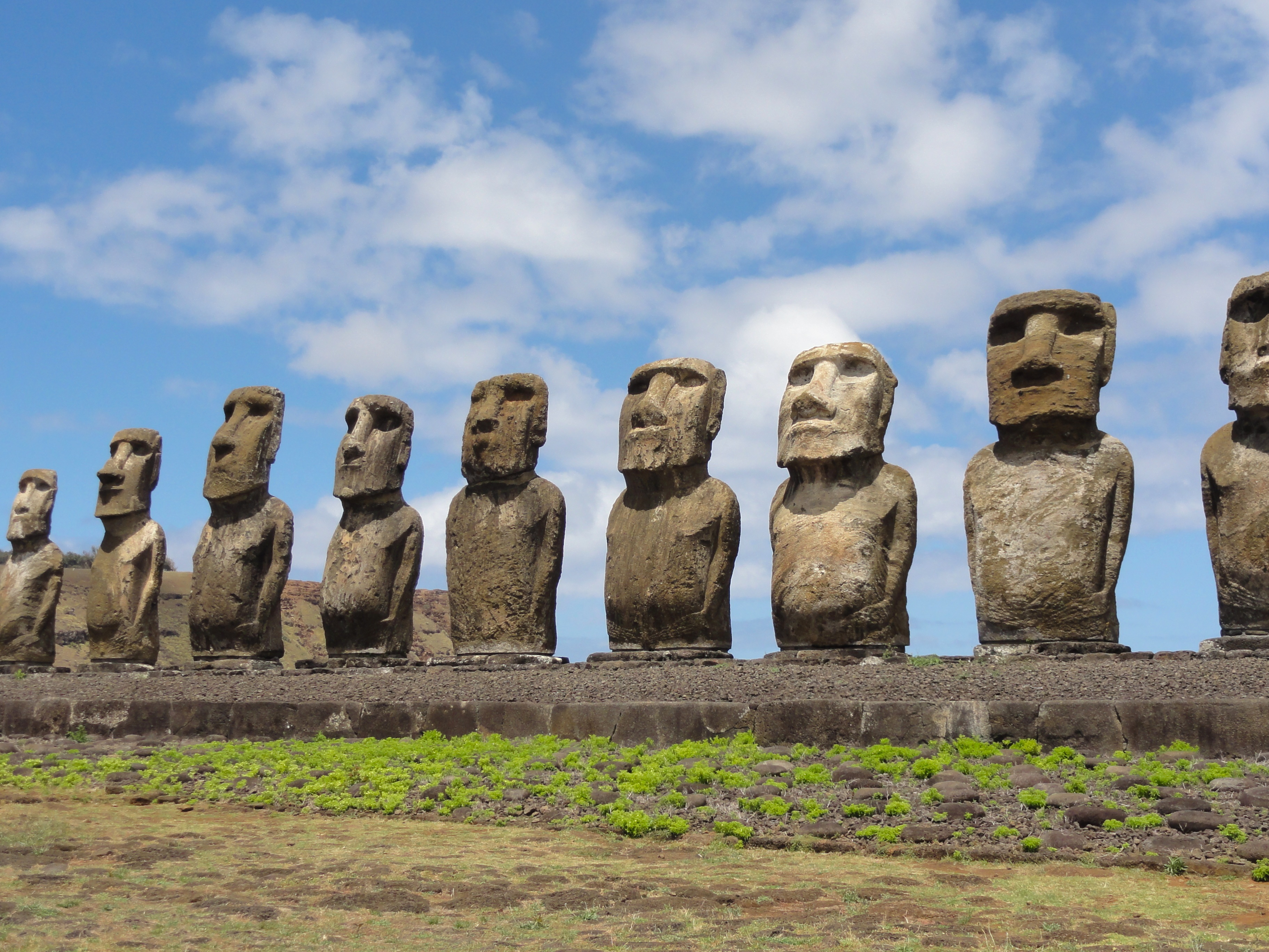 easter island s end Iii find and circle the 16 words below they are in order in the reading looking at the context (the words and sentences around it) of the word, describe some of.