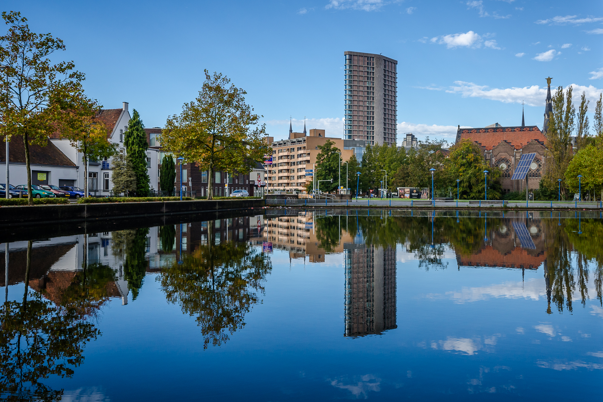 Eindhoven reflections