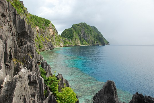 The view from Matinloc Shrine