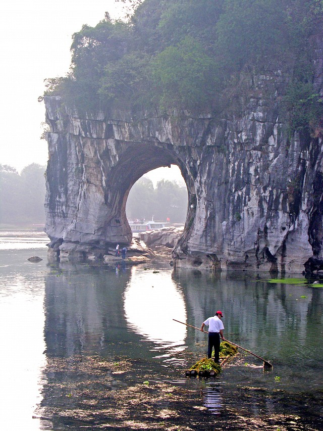 China-7888 - Elephant Trunk Hill