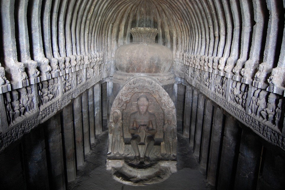 Ellora caves (INDIA) - Ellora Caves
