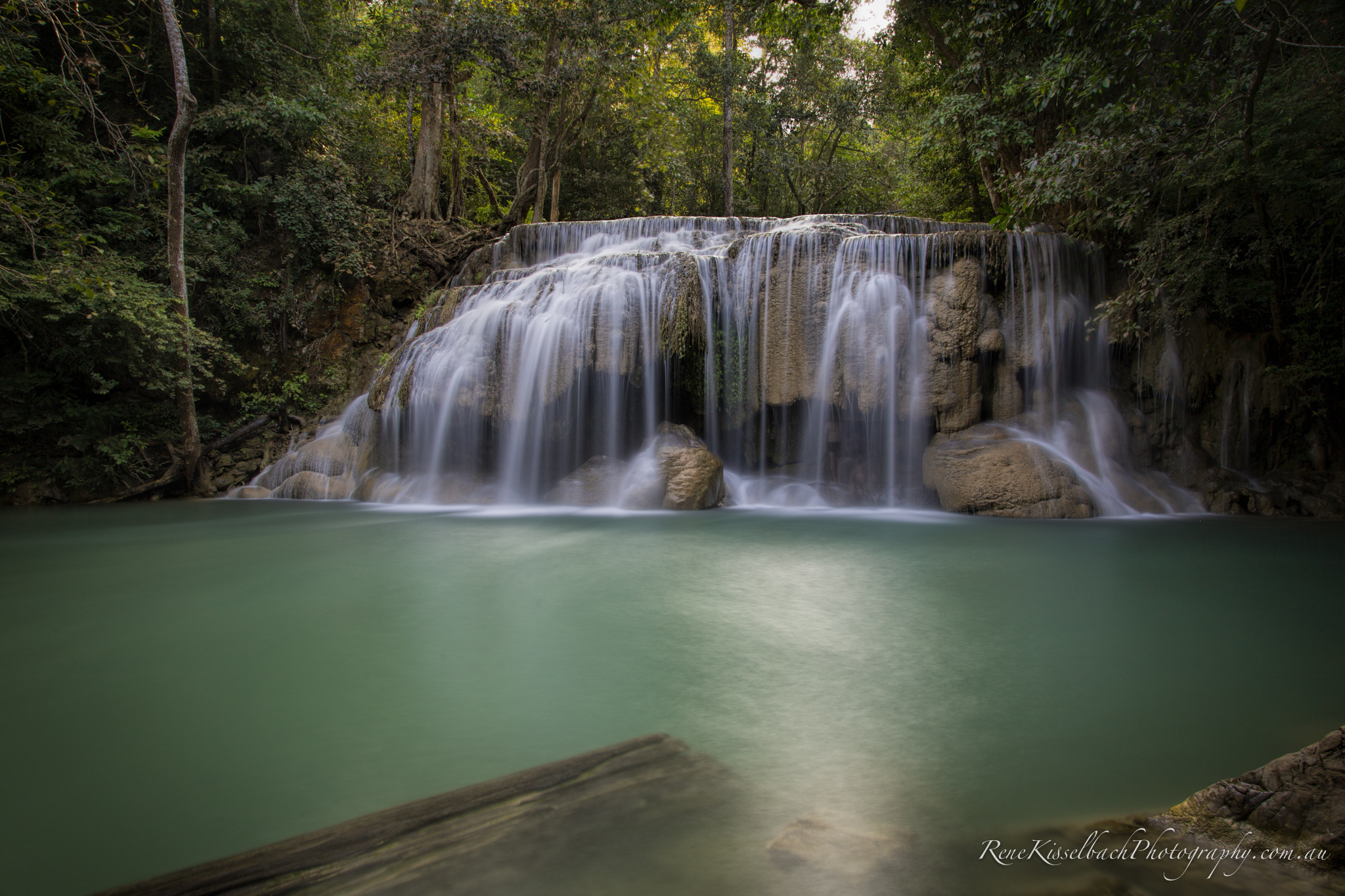how to get to erawan national park from bangkok