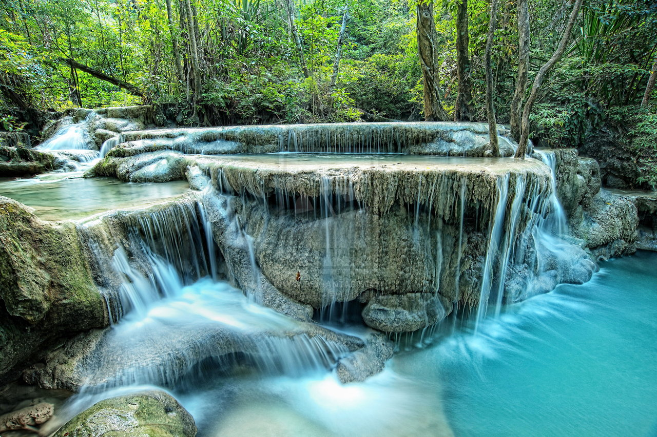 Erawan National Park - National Park in Thailand ...