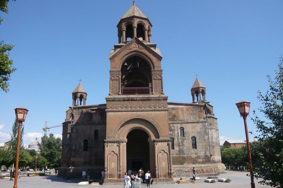 Etchmiadzin Cathedral, Armenia - Etchmiadzin Cathedral