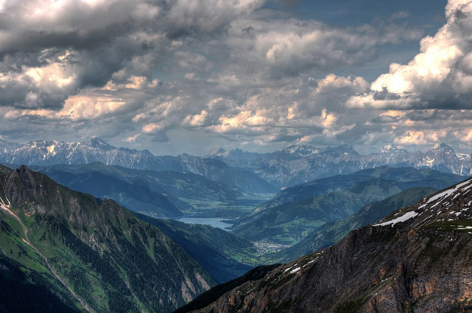 Zell am See - Germany - Europe