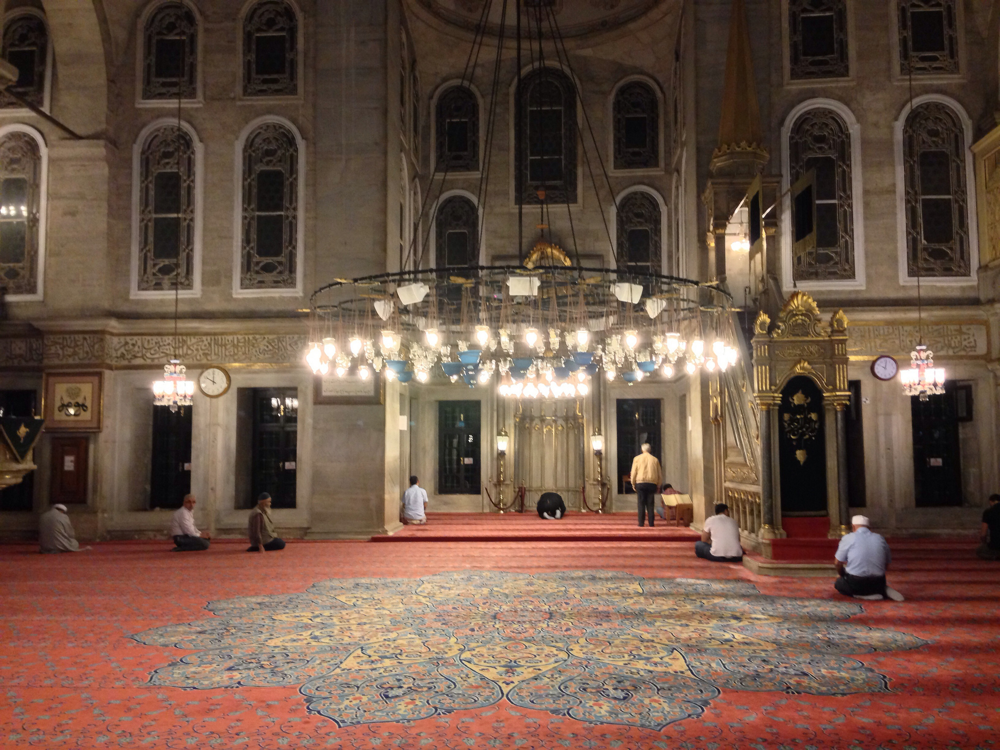 Eyüp Sultan Mosque - Mosque in Istanbul - Thousand Wonders
