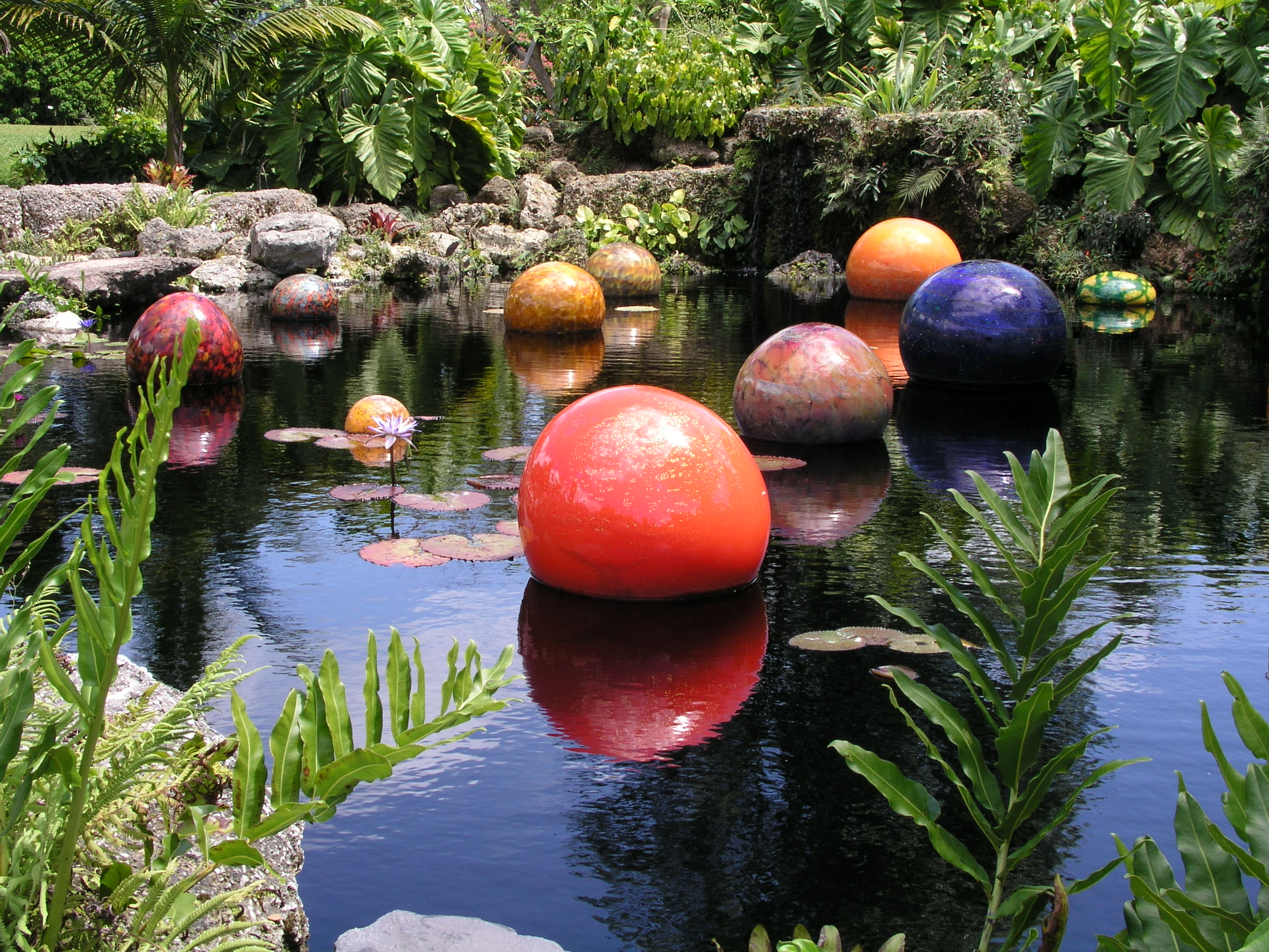 Tropical Garden Picture Of Fairchild Botanic