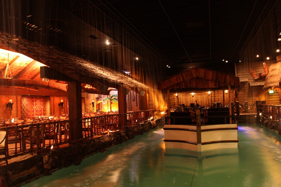 Tonga Room - Fairmont Hotel San