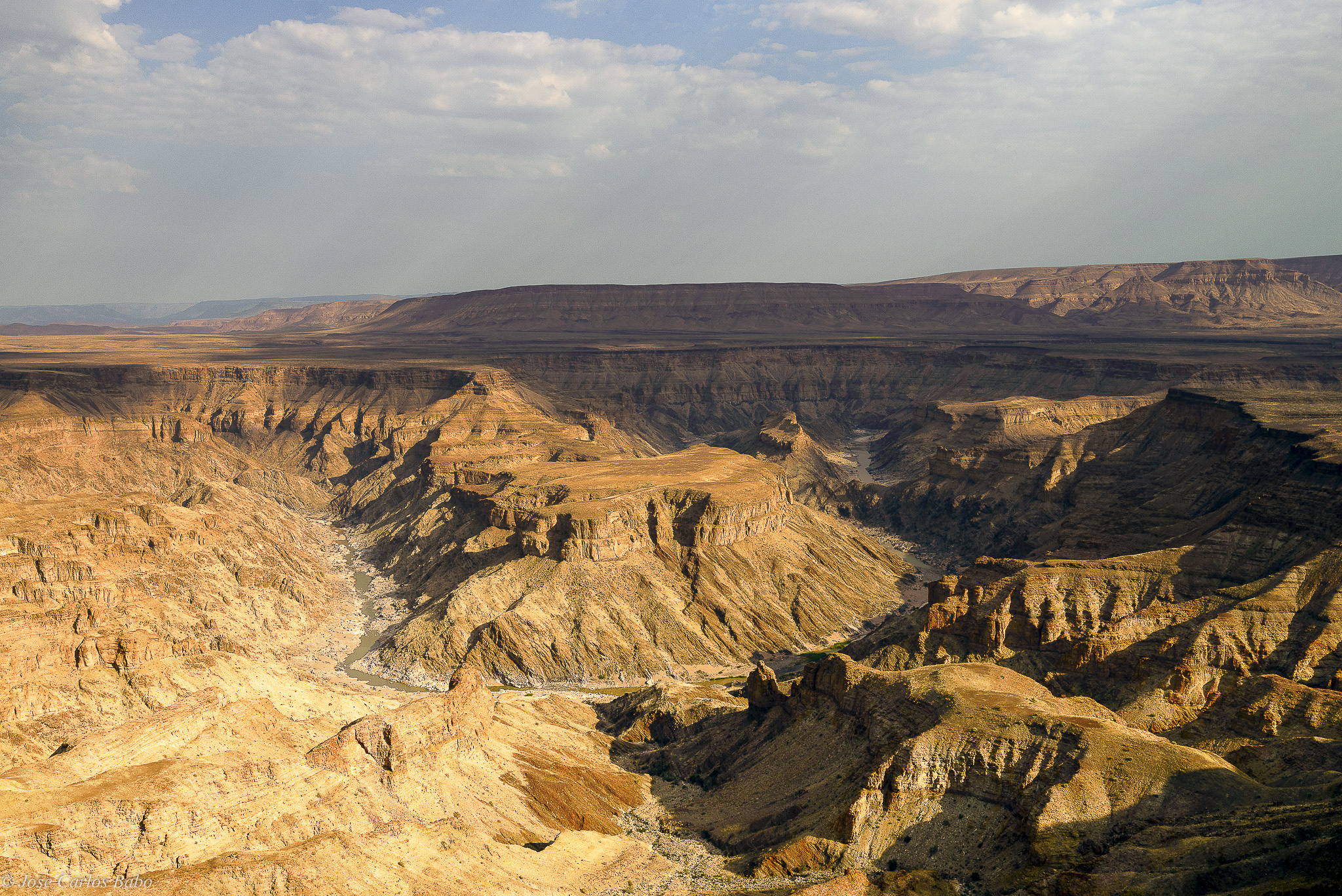 Grand River Flow >> Fish River Canyon - Canyon in Namibia - Thousand Wonders