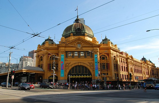 Flinders Street Railway