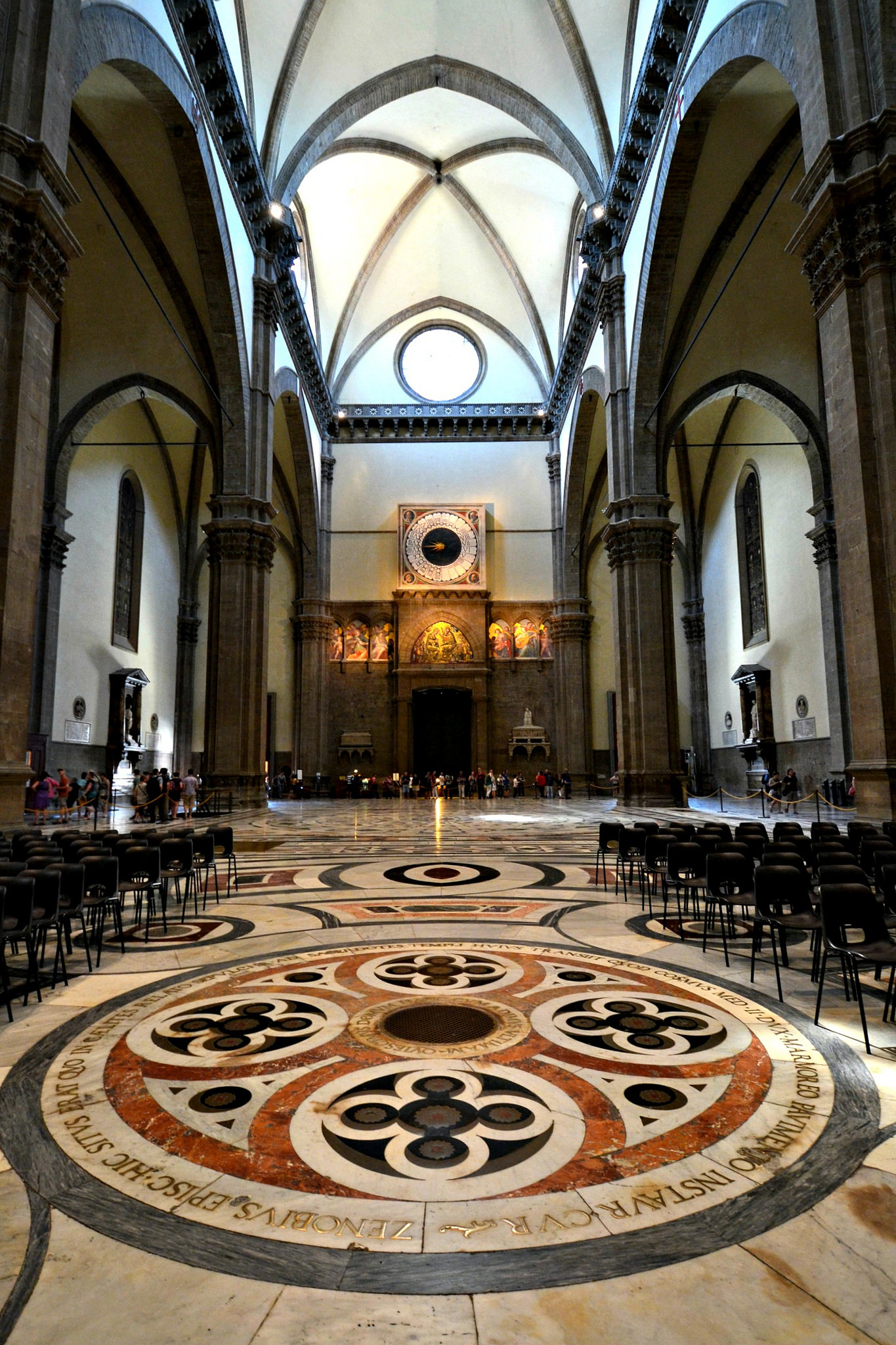 Florence Dome: Temple In Florence