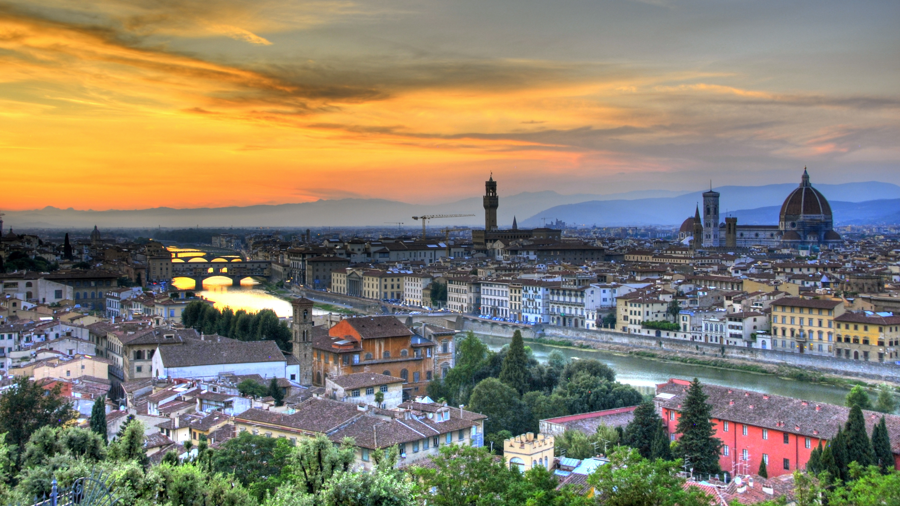 City Of Florence: Sightseeing And Landmarks