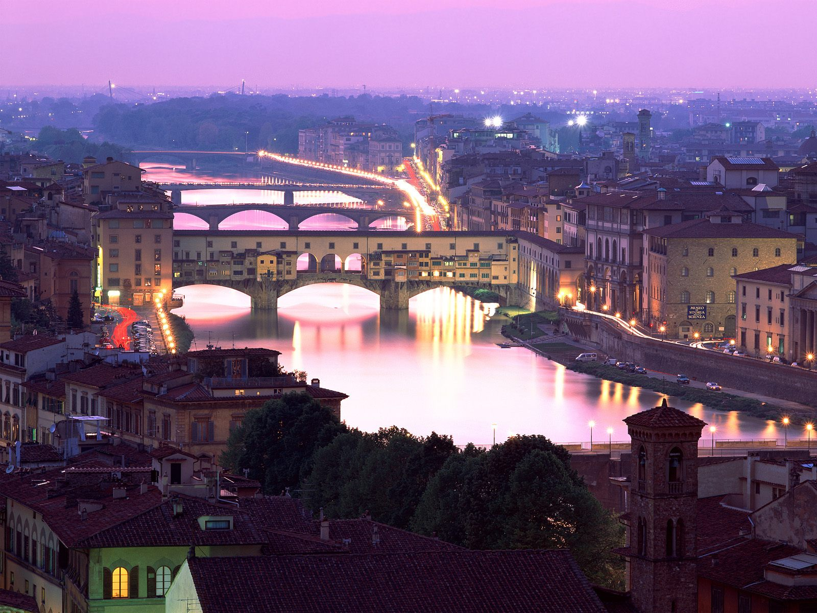 Florence City In Italy Thousand Wonders