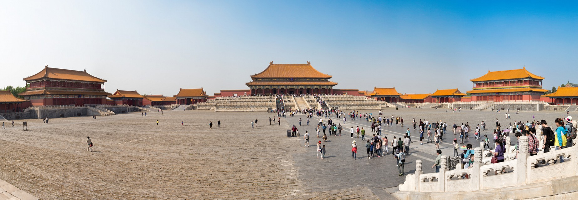 Hall of Supreme Harmony - Forbidden City
