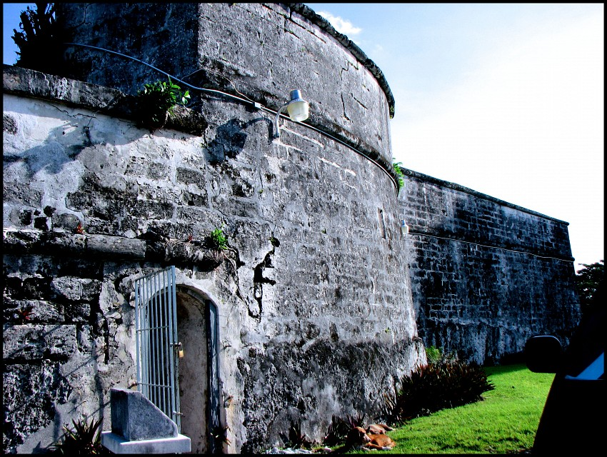 Fort Fincastle - Nassau - Fort Fincastle