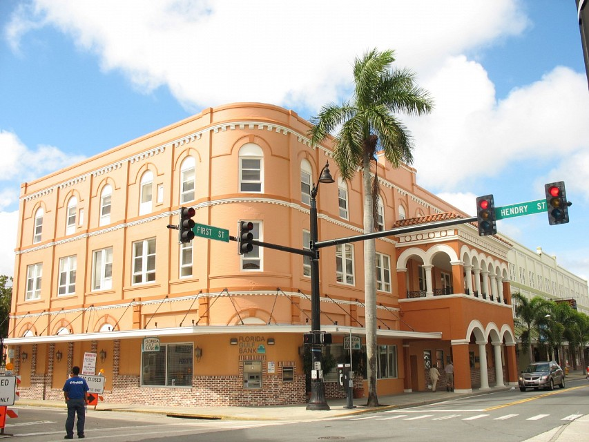 dowtown Fort Myers (14) - Fort Myers