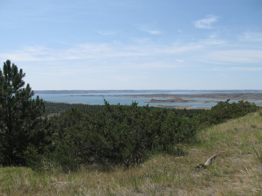 Fort Peck Lake - Fort Peck Lake
