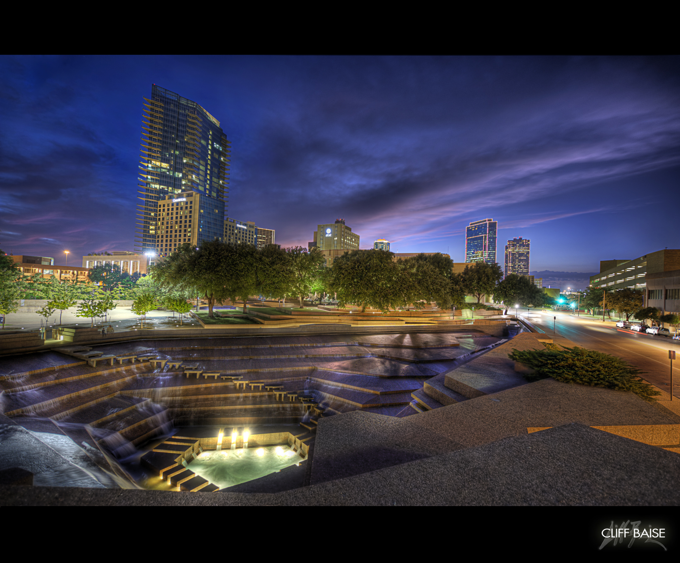 Exceptional Fort Worth Water Gardens
