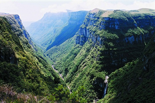 Fortaleza Canyon