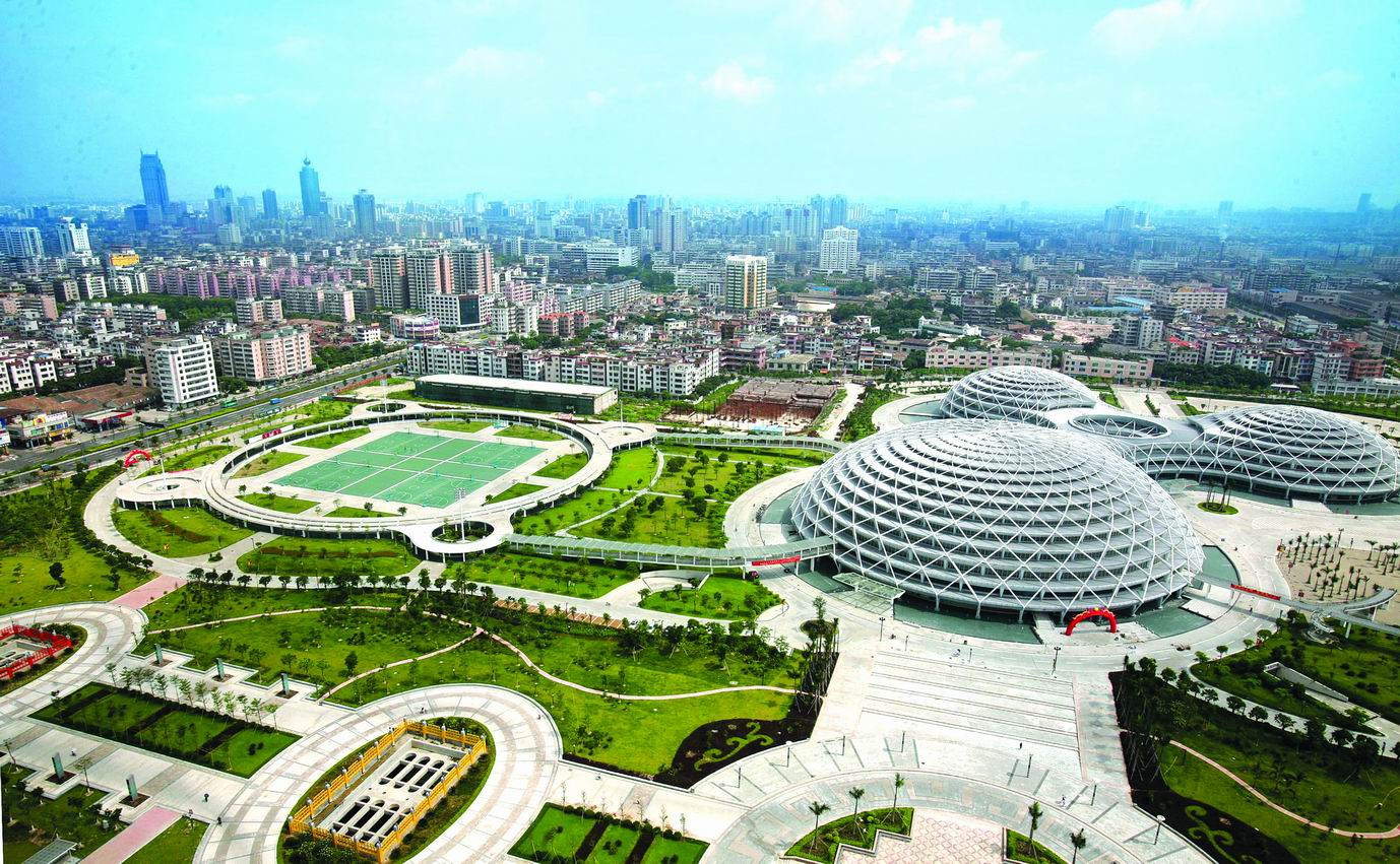 Foshan City In Guangdong Thousand Wonders