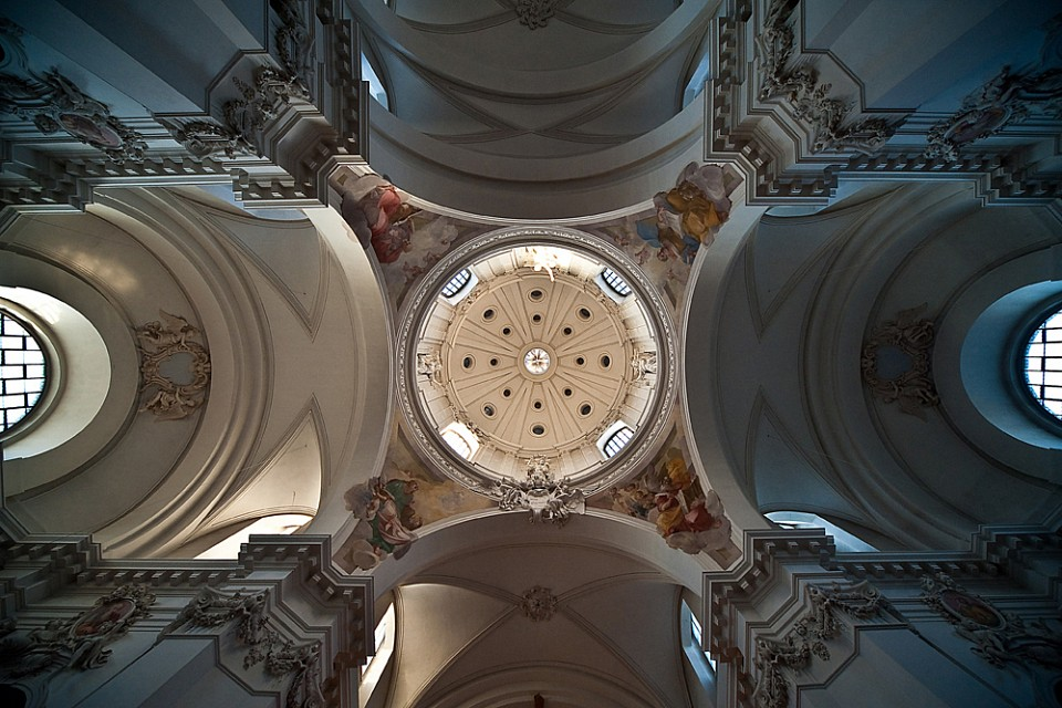 dome - Fulda Cathedral