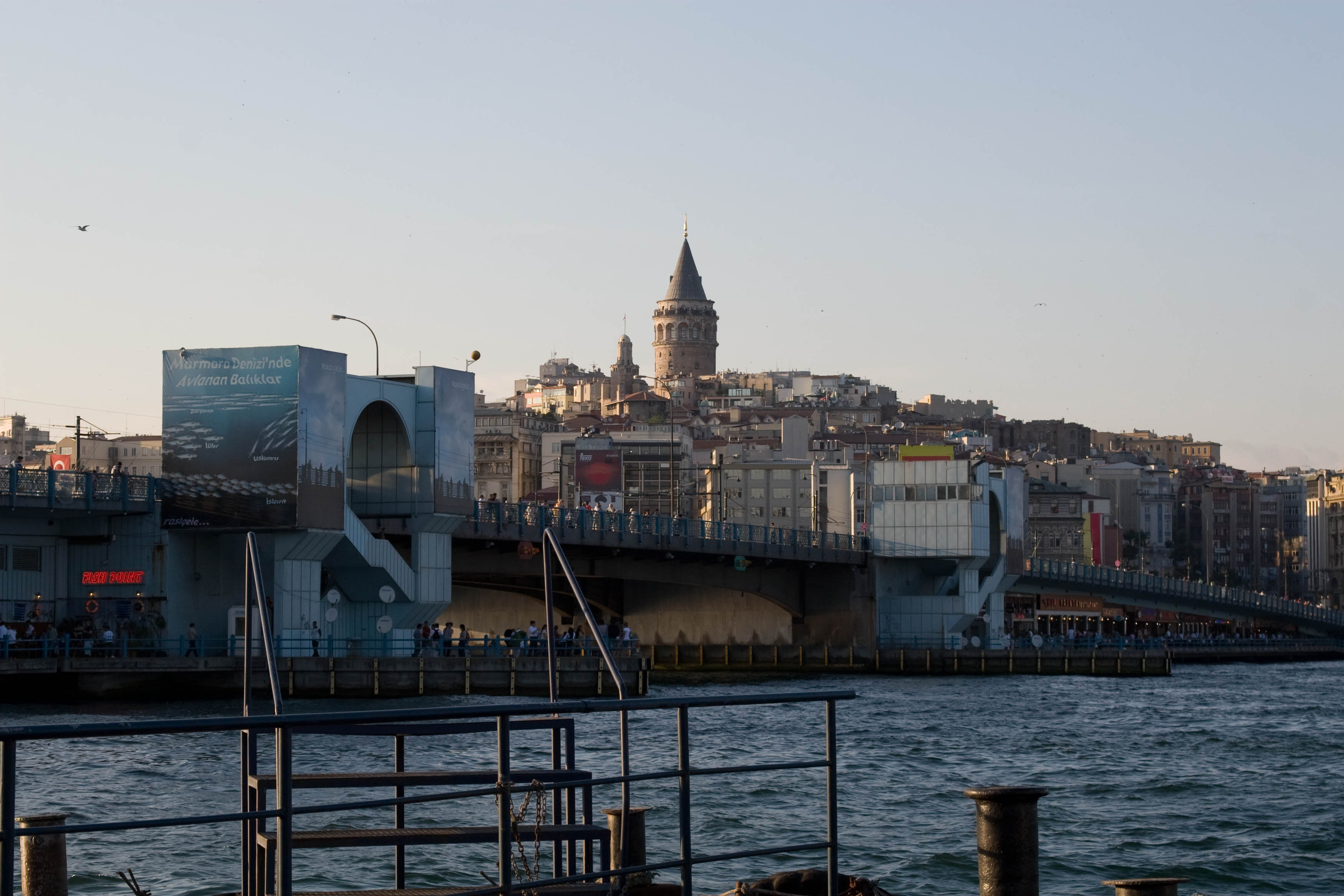Galata Bridge - Bridge in Istanbul - Thousand Wonders