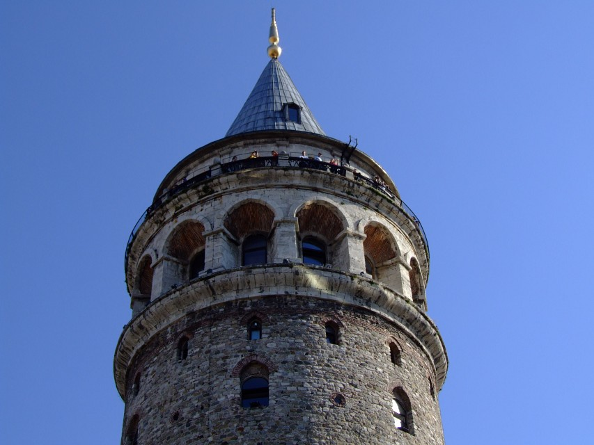 Galata Tower - Tower in Istanbul - Thousand Wonders