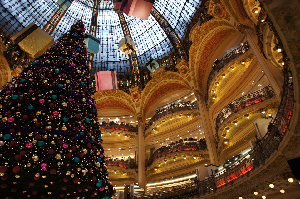 Christmas at Galeries Lafayette - Galeries Lafayette