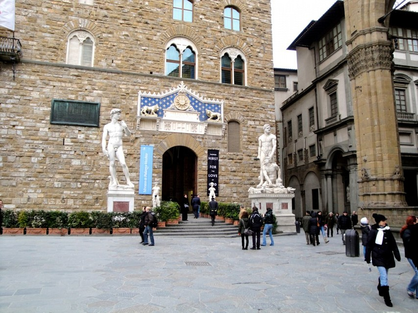 visiting the accademia florence - photo#12