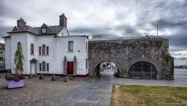 Spanish Arch -
