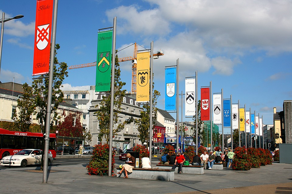 Eyre Square - Galway