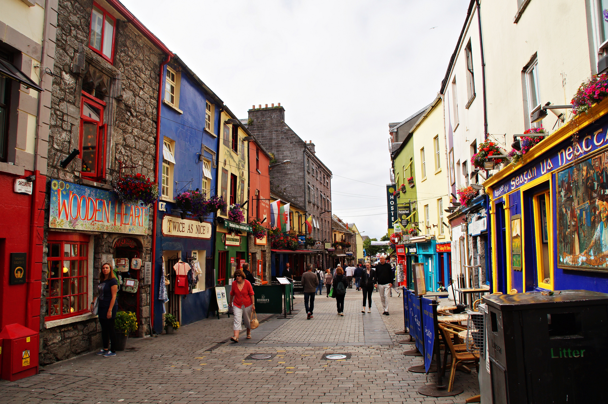 Galway City In Ireland Thousand Wonders
