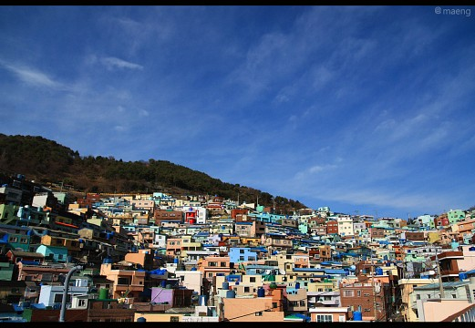 Gamcheon Culture
