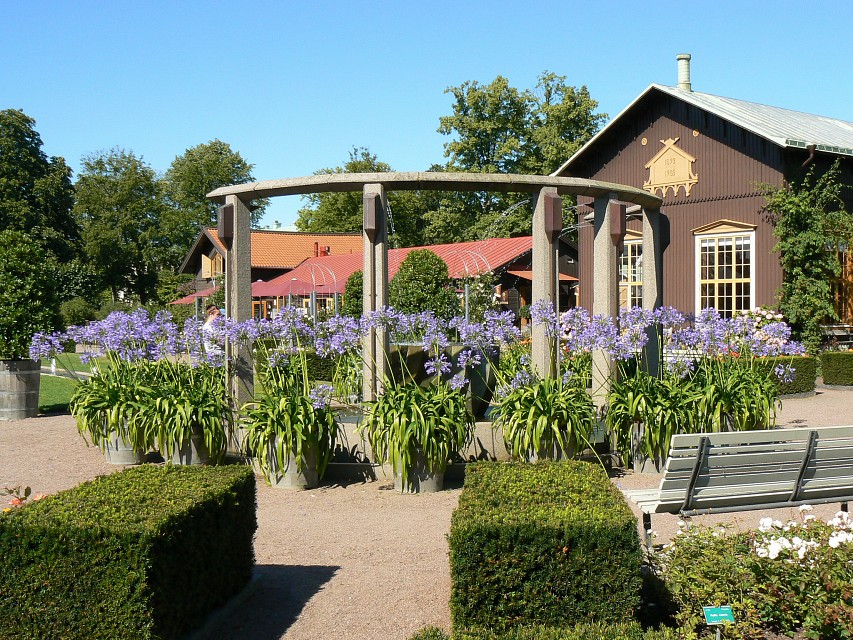 Plantings, the Garden Society of Gothenburg - Garden Society of Gothenburg