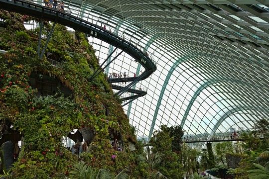 Conservatories - Gardens by the Bay