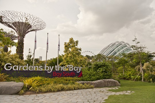 - Gardens by the Bay