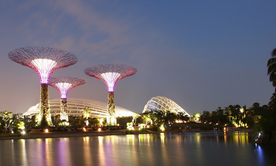 The Conservatories - Gardens by the Bay