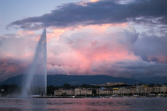 Another place we never saw together - Geneva