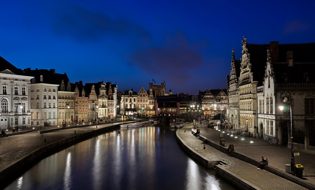 Gent by Night - Ghent