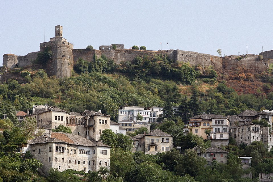 albania - the land of the illyrians - Gjirokastër Fortress