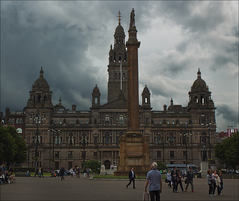 Glasgow City Chambers, George Square - Glasgow