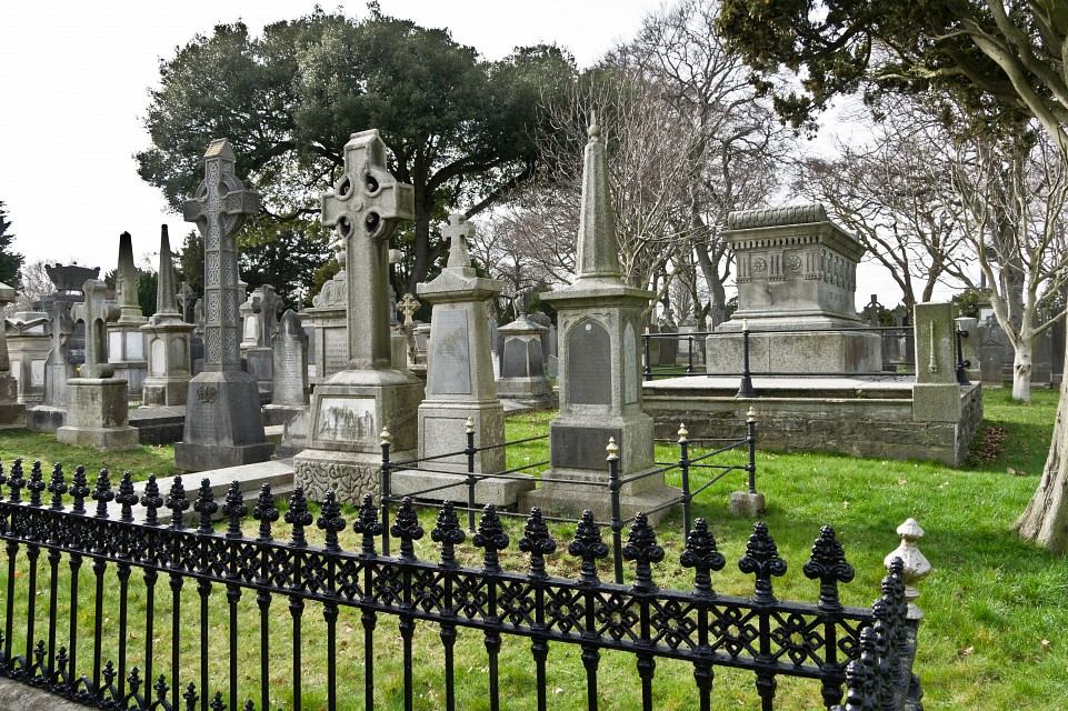 Historic Ireland - Glasnevin Cemetery Is a Hidden Gem And Well Worth a Visit - Glasnevin Cemetery