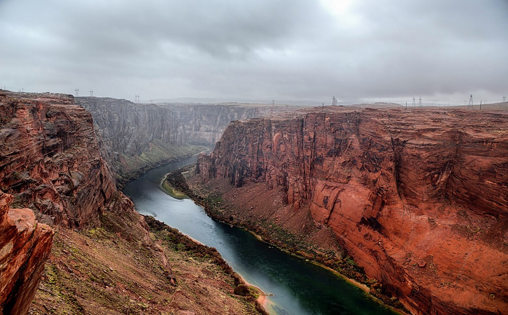 Colorado River Valley (HDR) - Glen Canyon
