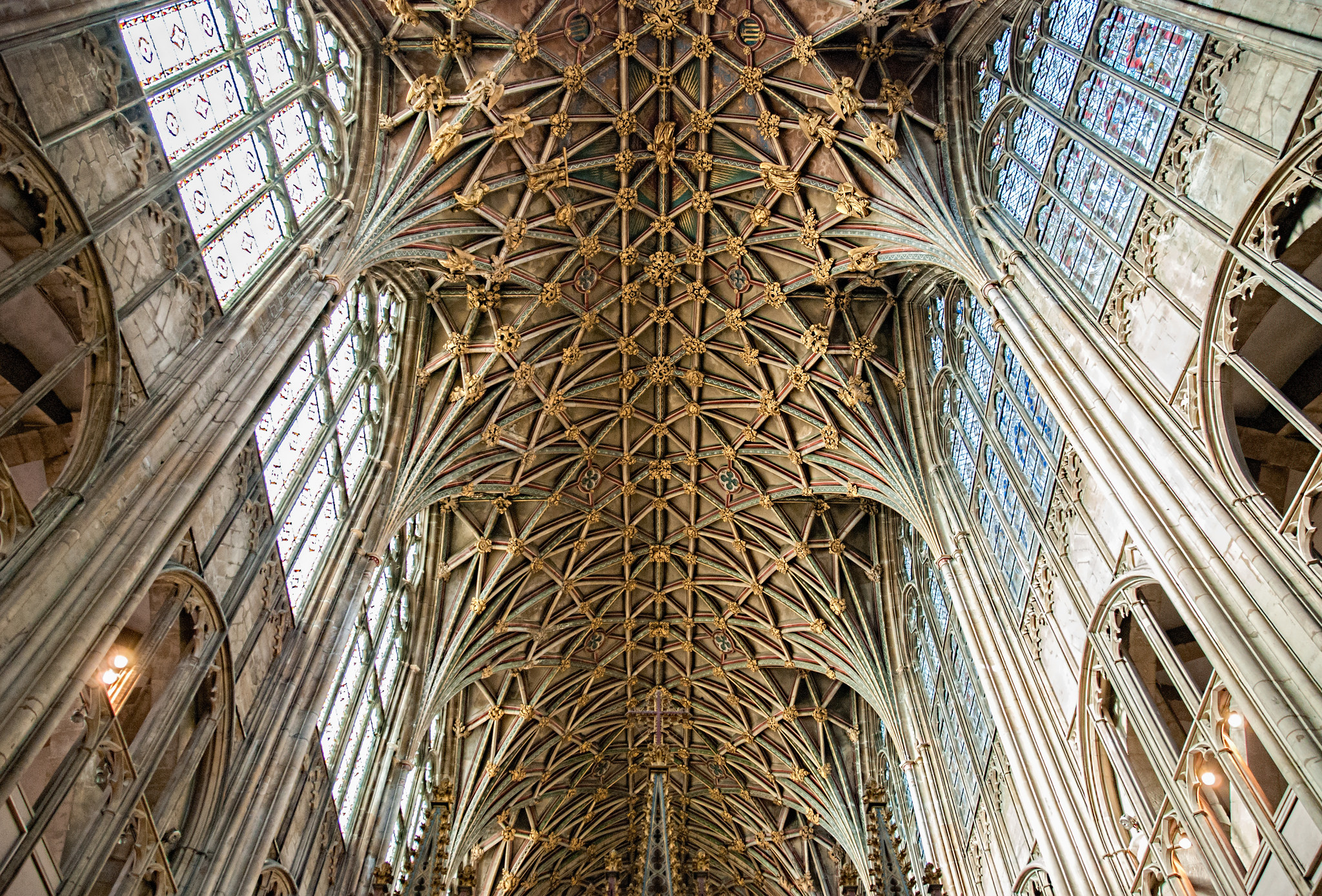 Gloucester Cathedral Church In England Thousand Wonders