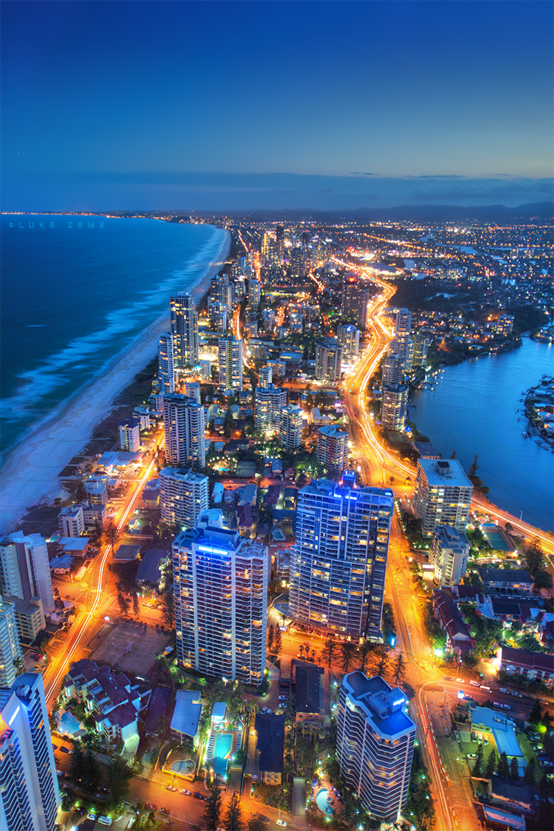 Gold Coast - City in Queensland - Sightseeing and ...
