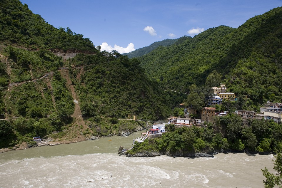 Govindghat - Valley of Flowers National
