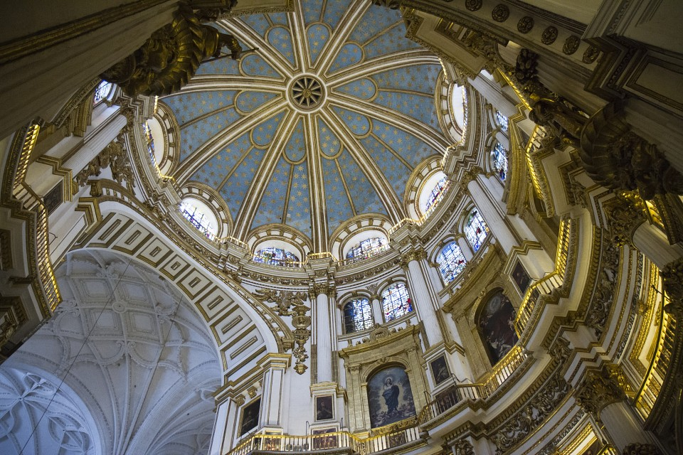 The stars above us - Granada